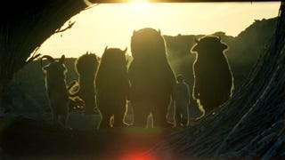 """Illustration for article titled Spike Jonze's """"Where The Wild Things Are"""" Trailer Gets Tamed"""