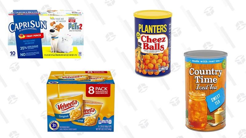 Up to 50% Off School Snacks & Drinks   Amazon