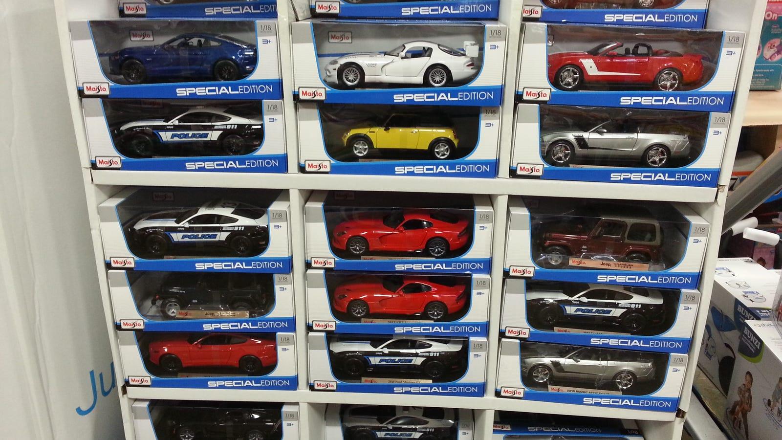 Costco Toy Cars : Maisto s are in stoooock
