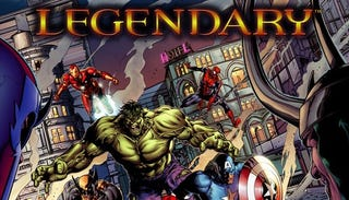 Illustration for article titled Board Game Night at TAY: Marvel Legendary