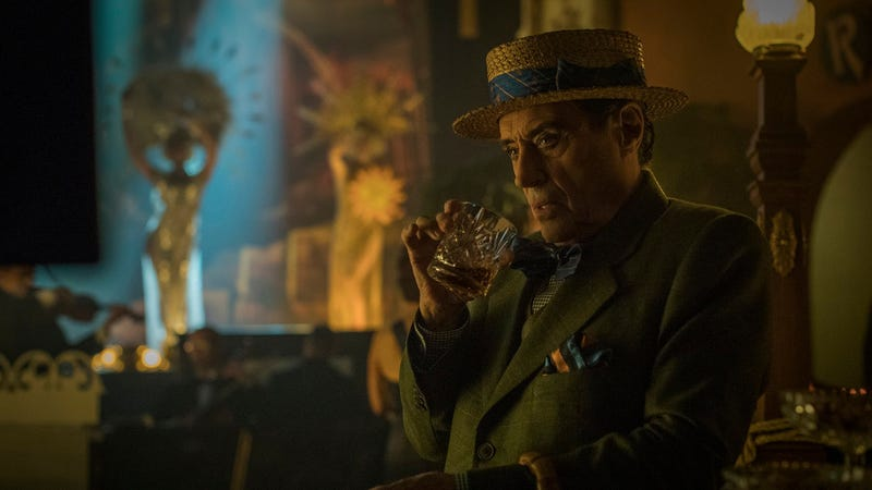 Illustration for article titled American Gods gets another season, yet another new showrunner to try to keep this circus on track