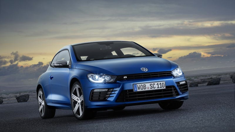 Illustration for article titled This Is The Most Powerful Volkswagen Scirocco Ever That We Don't Get