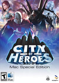 Illustration for article titled City Of Heroes Goes Mac