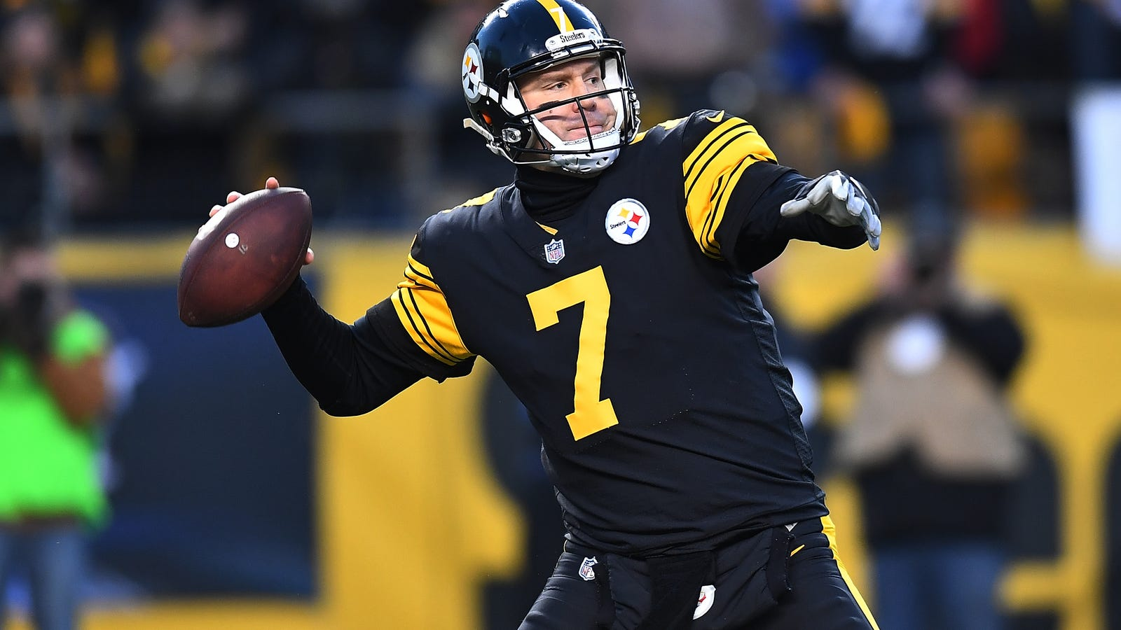 Which Ben Roethlisberger Will The Steelers Get This Week