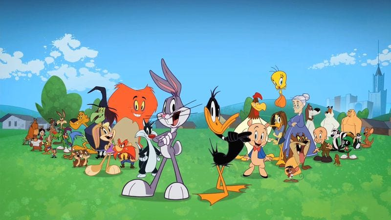 Illustration for article titled The Looney Tunes Show