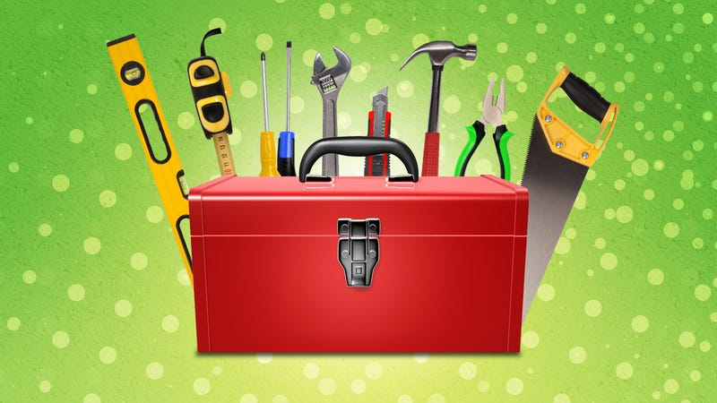 Illustration for article titled How to Build the Essential Toolbox for Every Level of DIY