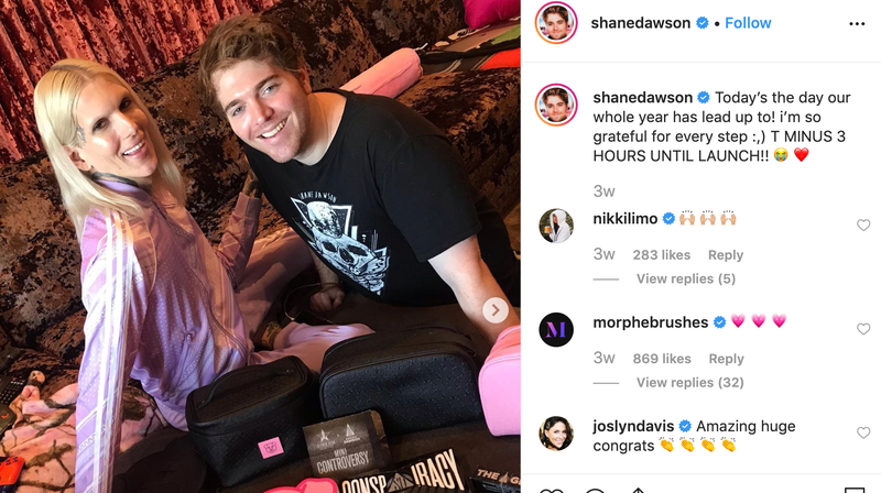 Illustration for article titled Did Jeffree Star and Shane Dawson Release Contaminated Makeup?