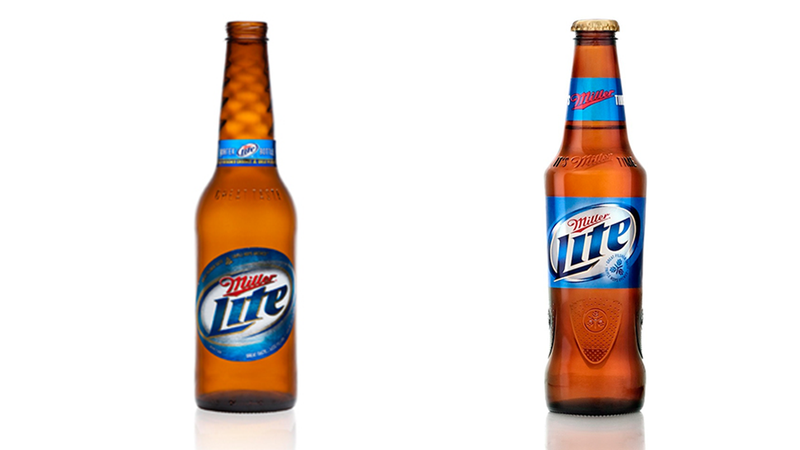 Illustration for article titled Miller Lite Redesigns the Longneck for the First Time in 40 Years