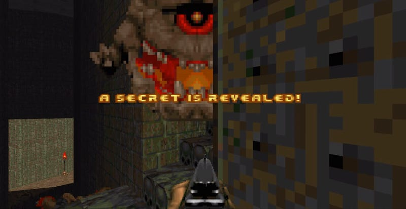 Illustration for article titled A Doom II Secret From 1994 Has Been Unlocked