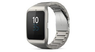 Illustration for article titled Sony SmartWatch 3 Now Has a New Metal Variant