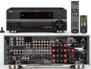 Illustration for article titled Yamaha RX-V2700 and RX-V1700 HDMI Receivers