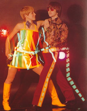 In The 1960s You Could Wear An Electric Dress