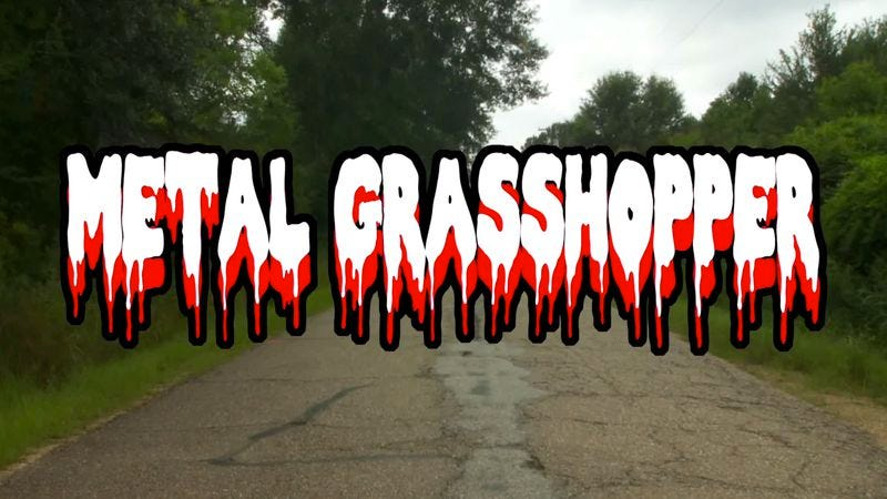 Illustration for article titled Become a metal guru with Dave Hill and Phil Anselmo's Metal Grasshopper