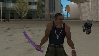 """Illustration for article titled Cypress Hill """"Singer"""" Suing Grand Theft Auto, Claims He's The """"Real"""" CJ"""