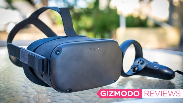 Oculus Quest Review: It Really Is that Big of a Deal