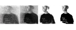 Illustration for article titled Super stealth MIT camera can take 3D images in complete darkness