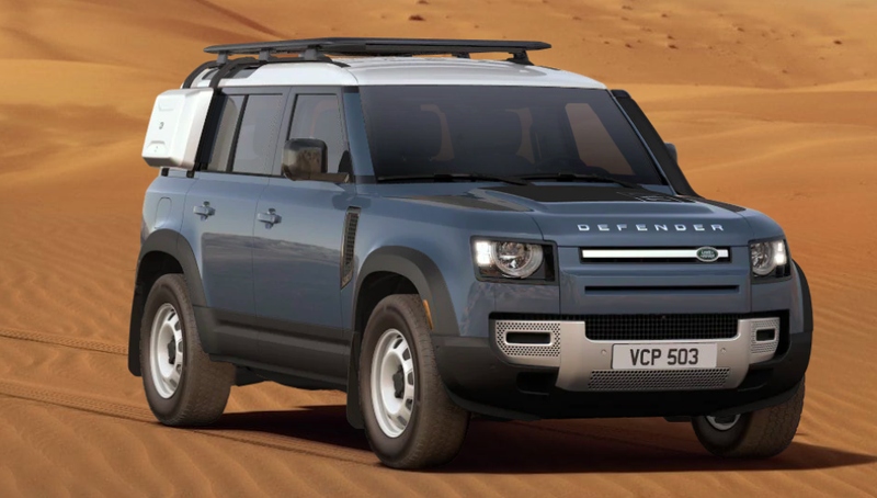 All images: Land Rover
