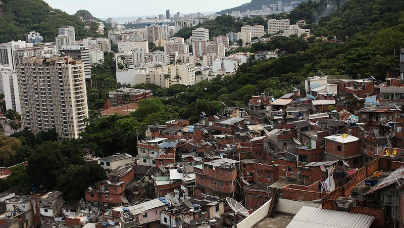 Illustration for article titled FIFA Is Systematically Destroying Brazilian Favelas