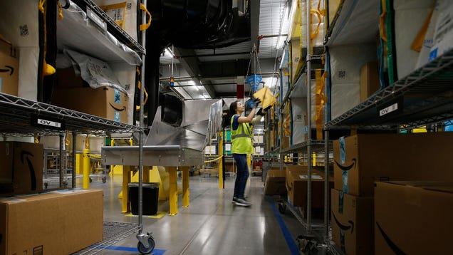 Amazon s New Safety Crisis Could Be Heat Waves
