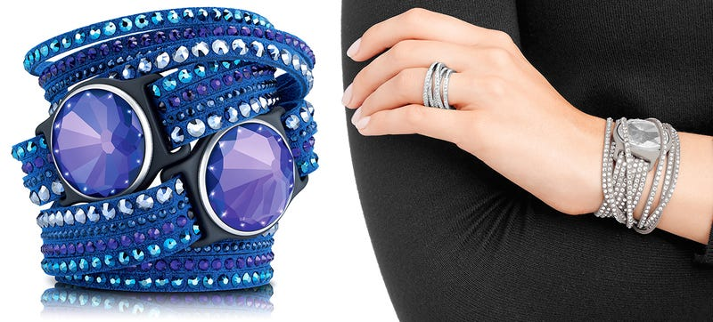 Illustration for article titled Misfit and Swarovski Have Created the First Solar-Powered Wearable