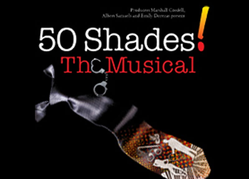 Illustration for article titled The 50 Shades of Grey Musical Might Be the Only Reason to Have Anything to Do With 50 Shades of Grey