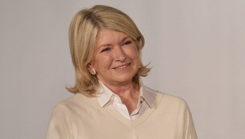 Illustration for article titled Martha Stewart Puts All Her Eggs In One Basket