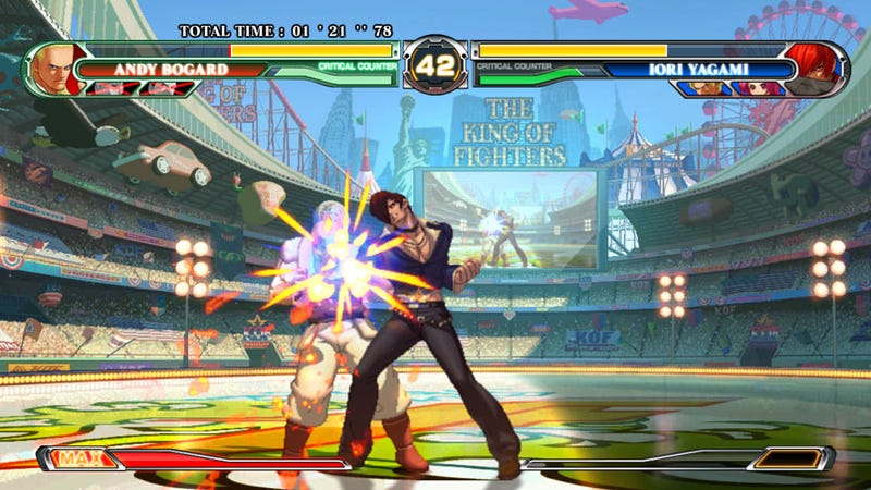 Illustration for article titled The King Of Fighters XII Gets New Fighters, Smoother Graphics For Consoles