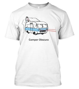 Illustration for article titled Crowdfund This Shirt And Declare Your Love For Obscure Swedish Two-Stroke Motorhomes