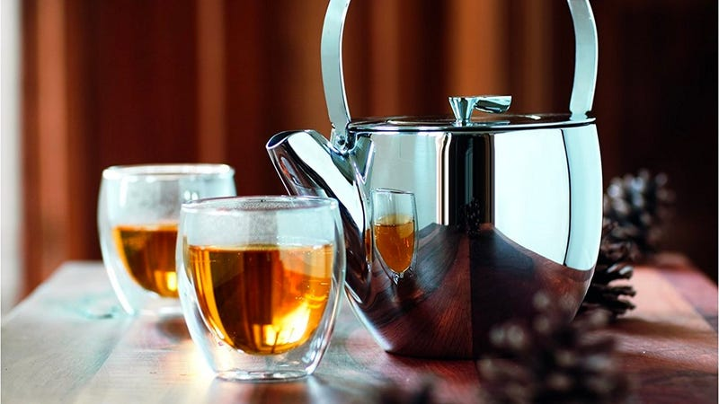Bodum Pavina Glass, 8 oz   $14    Amazon   After $4 off couponBodum PAVINA Coffee Mug, 12 oz   Amazon   After $4 off coupon