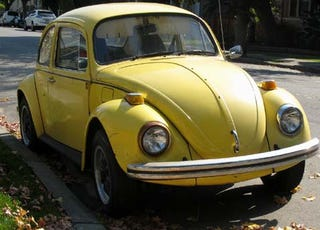Ilration For Article Led 1972 Volkswagen Beetle