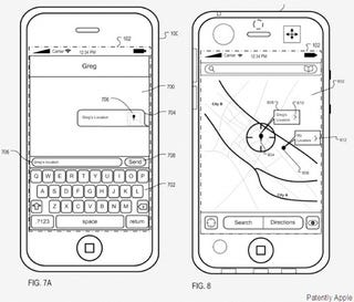 Illustration for article titled Apple Lets You Get Stalky With Google Latitude-esque Patent