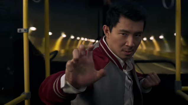 Shang-Chi and the Legend of the Ten Rings s First Trailer Promises Martial Arts Galore
