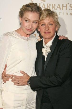 Ellen And Portia Wedding.Ellen Degeneres Portia De Rossi Weekend Wedding