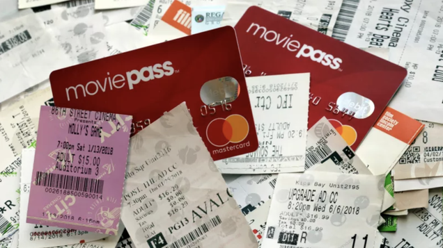 MoviePass Has a Plan to Bring You Back: Complicated Pricing