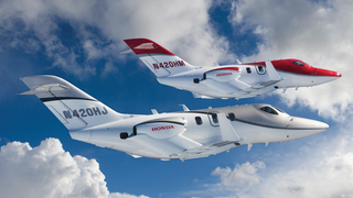 Illustration for article titled HondaJet In Final Phase Toward FAA Certification