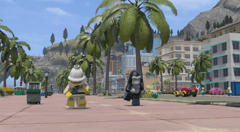 Lego City Undercover Will Have a Co-Op Mode for the First Time
