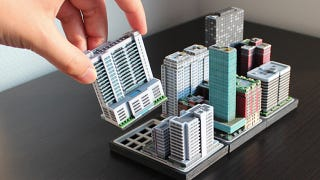 Illustration for article titled SimCity IRL: Be the Mayor Of Your Own Tiny 3D-Printed Metropolis