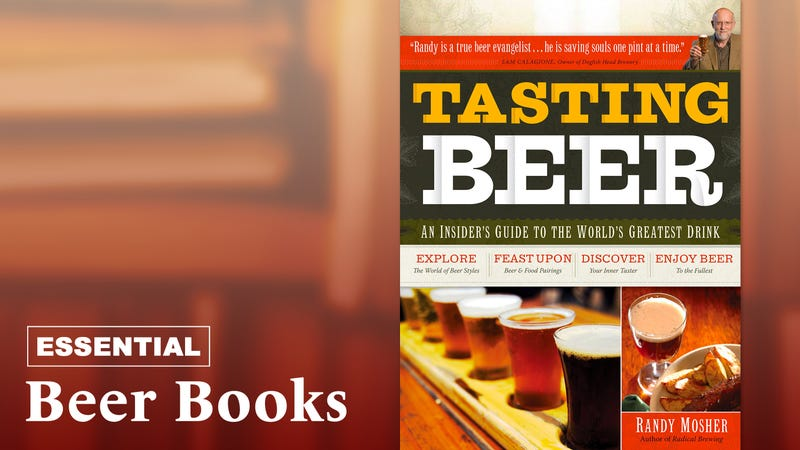 Illustration for article titled Beer appreciation starts with these 6 essential books