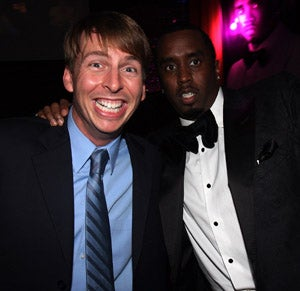 Illustration for article titled Diddy Desperately Wants To Be On 30 Rock