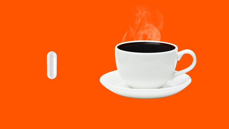 Are Caffine Pills Better Than Coffee
