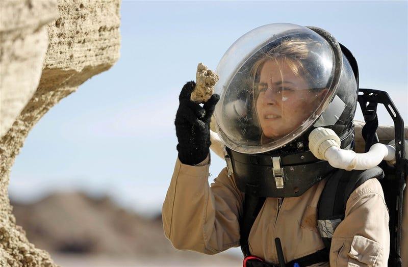 Illustration for article titled Mars in the Desert