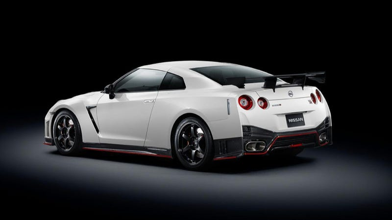 Illustration for article titled Nissan GT-R Nismo: This Is It