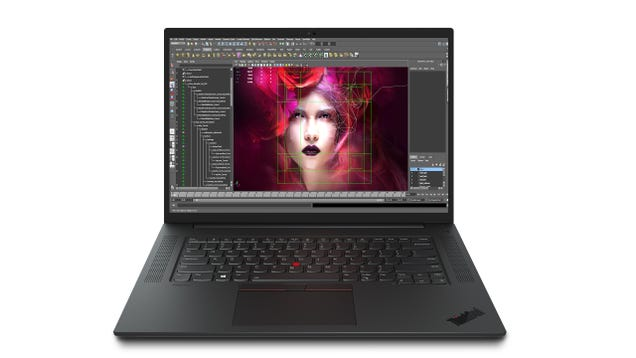 Lenovo s Upgraded ThinkPad P1 Packs In 5G and a Perfect Webcam for Video Calls