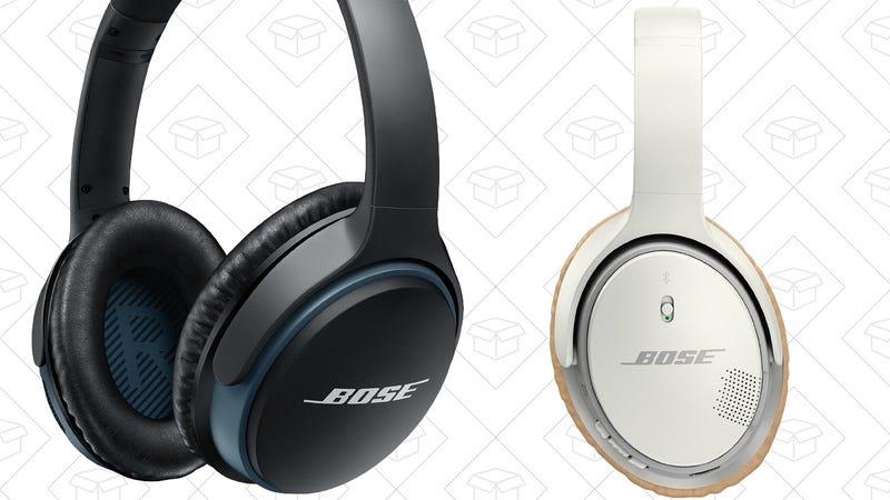Bose SoundLink II Bluetooth Headphones, $229