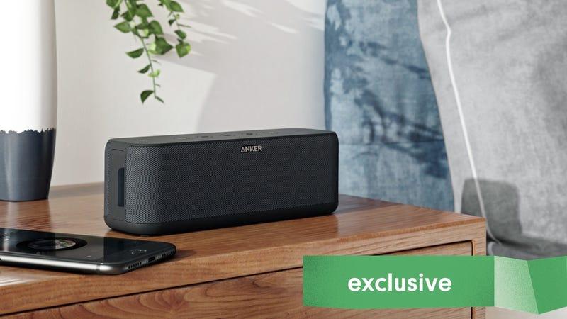 Anker SoundCore Boost | $50 | Amazon | Promo code KINJAA3145