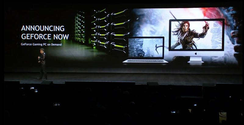 Illustration for article titled New Nvidia Service Will Let You Stream PC Games For A Ridiculous Price