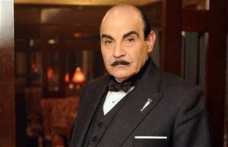 Illustration for article titled For an Excellent 'Murder on the Orient Express', Look No Further Than ITV's Poirot