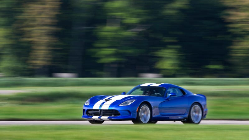Illustration for article titled Would You Take A Viper Over A ZR1?