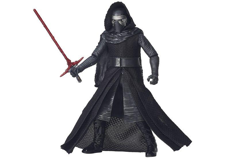 Star wars the force réveille la série black de premier ordre snowtrooper 6 pouces