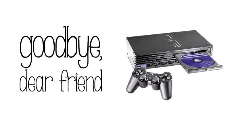 Illustration for article titled Rest In Peace, PlayStation 2 (2000-2012)